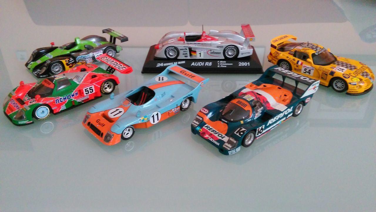 My Le Mans Cars
