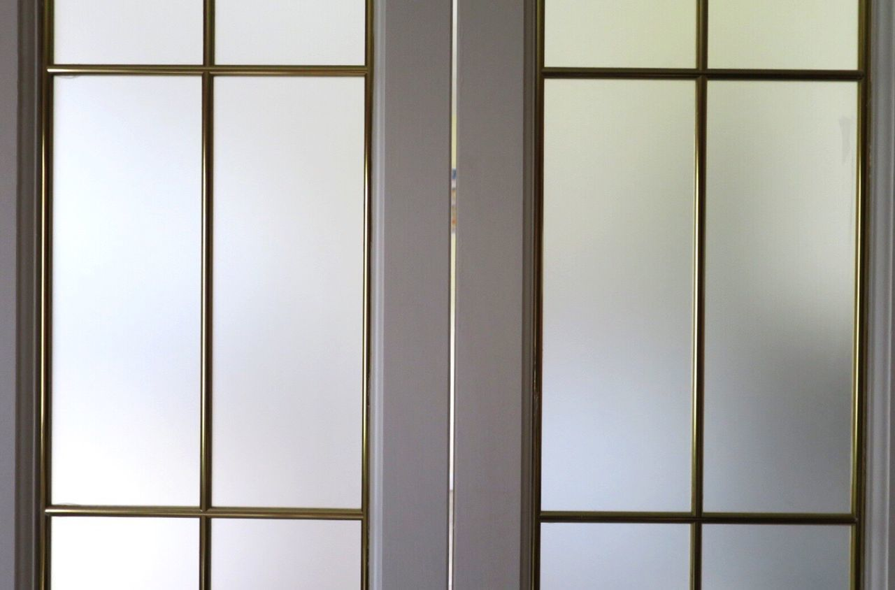 Pattern Full Frame Backgrounds No People Indoors  Close-up Window Architecture Day Windows Light And Shadow Shapes And Forms Rectangles Opaque Door Doorway Separation Closed Closed Door