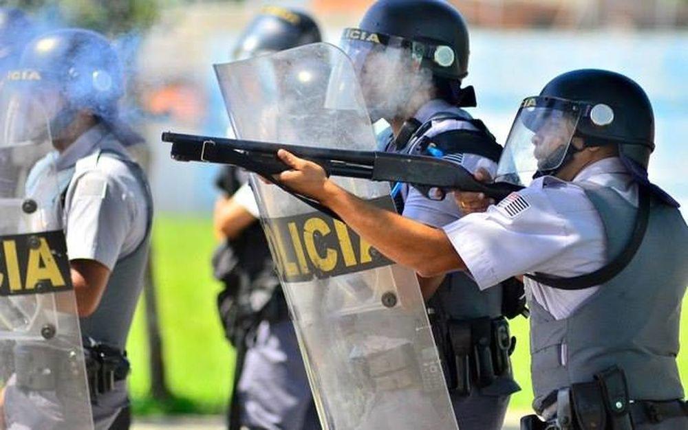 Brazilian Police Policia Militar PMESP TRUE HEROES