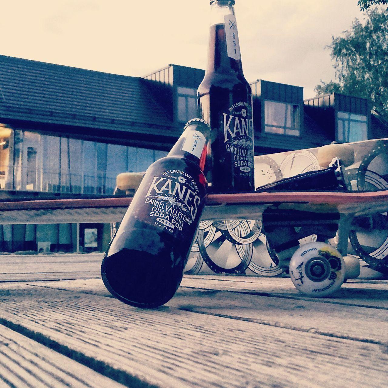 kanes Skateboard Estonia Eavening Sodapop Hudora