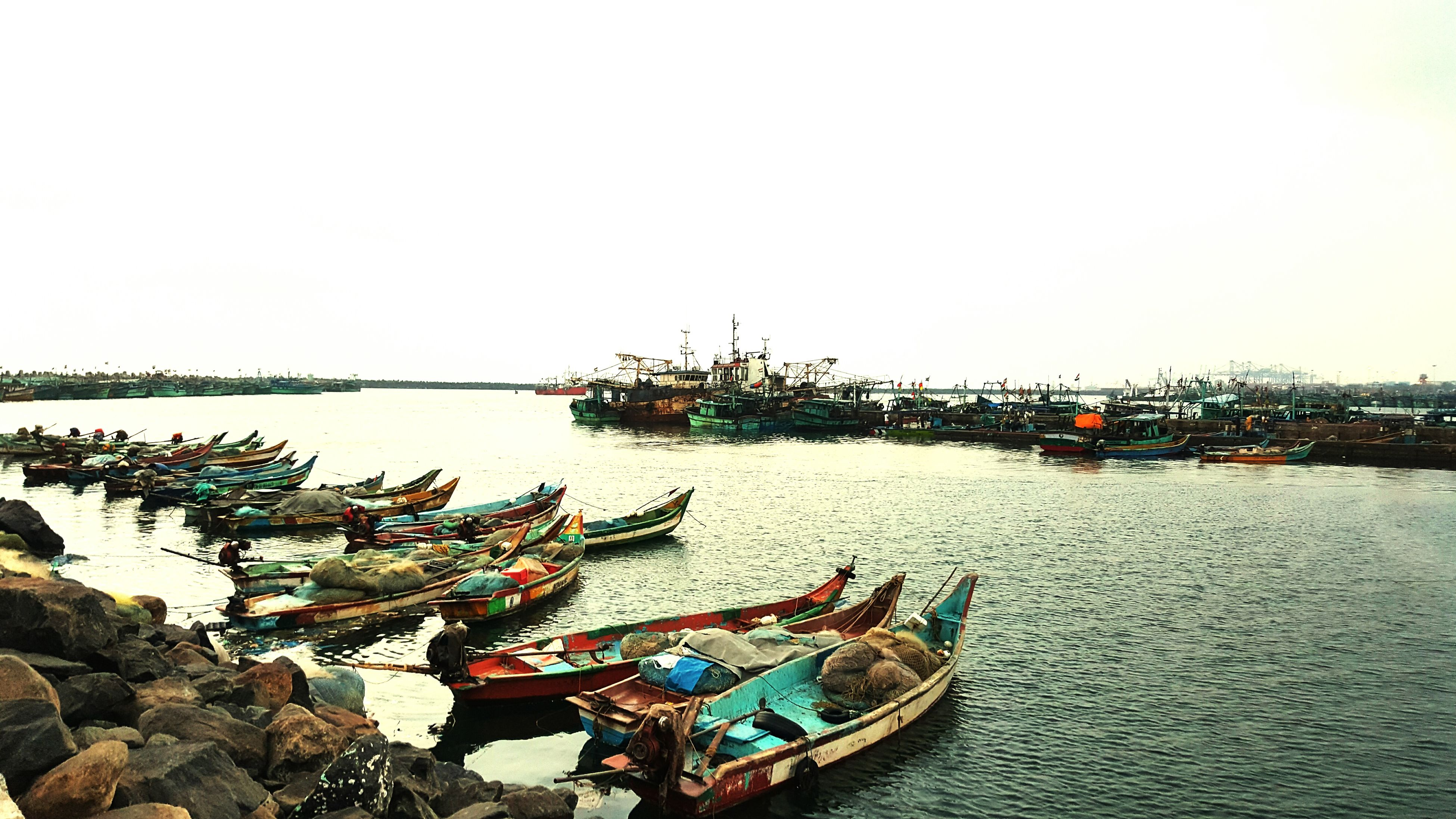On the Harbours of Chennai , Fishery occupation ChennaiDiaries Indiapictures Enjoying Life life in namma chennai