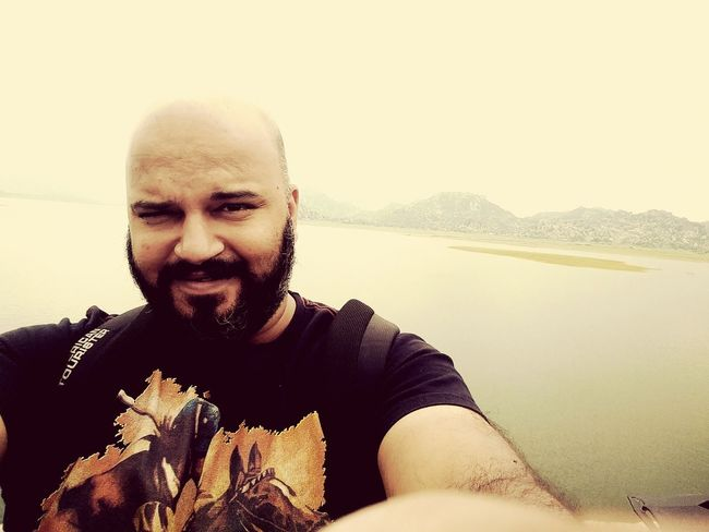 Self Portrait Around The World Hyderabad,India Goodlife Selfie ✌