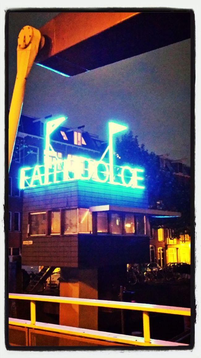 Zeilbrug Lightart Faith Dolcé