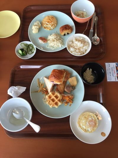 Bowls Breakfast Food Food And Drink Japanese Food Meal Okinawan Foods Plate Plates Table