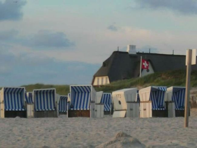 Beach Sylt Travel Beach Chair Holiday Nature Nature Photography Nature_collection Kampen Landscape_photography