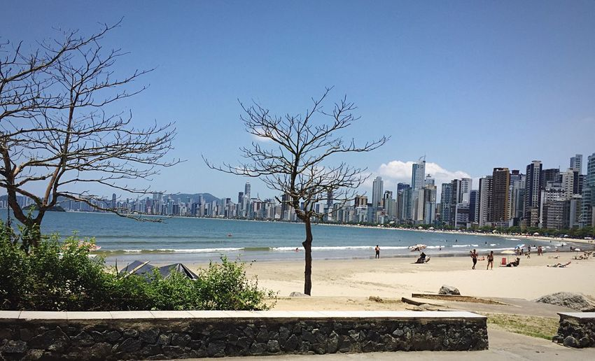 Showcase: December Cityscapes City Balneário Camboriú-SC Brazil Brazilian Coast Beachphotography Sunny Day☀