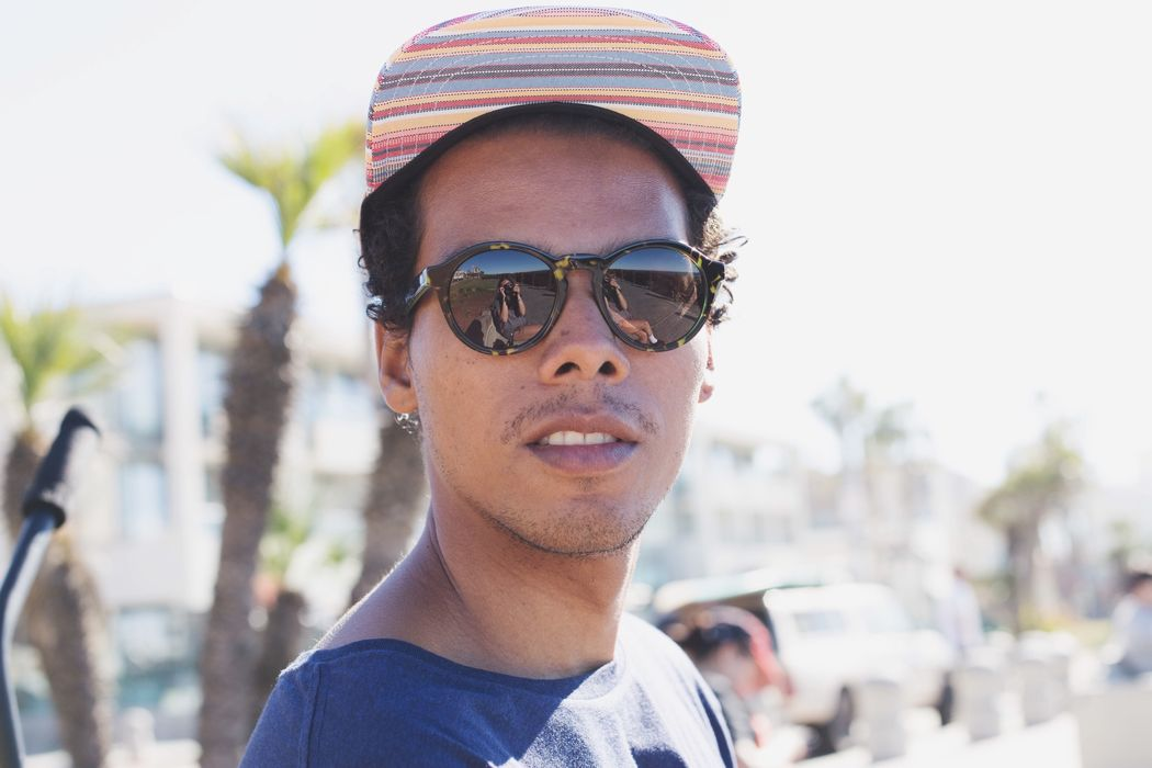 California Surfing Skateboarding Style Sunglasses Beach Life Fashion Forever