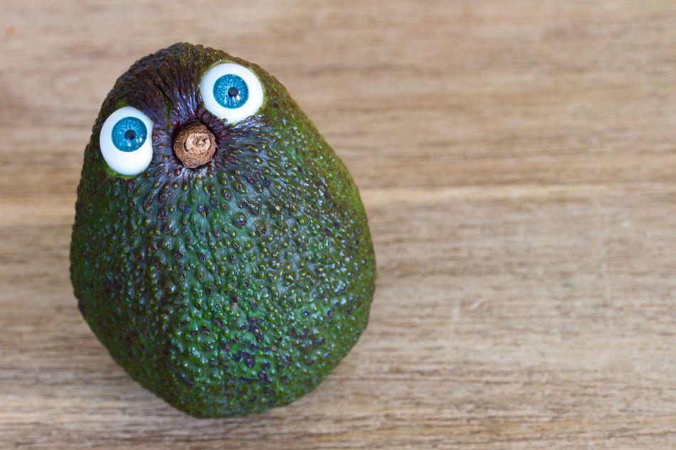 Beautiful stock photos of augen, Avocado, Bizarre, Close-Up, Eye