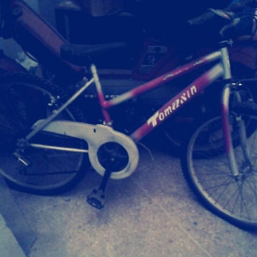 Bike of Childhood Adventure_time Memory fun