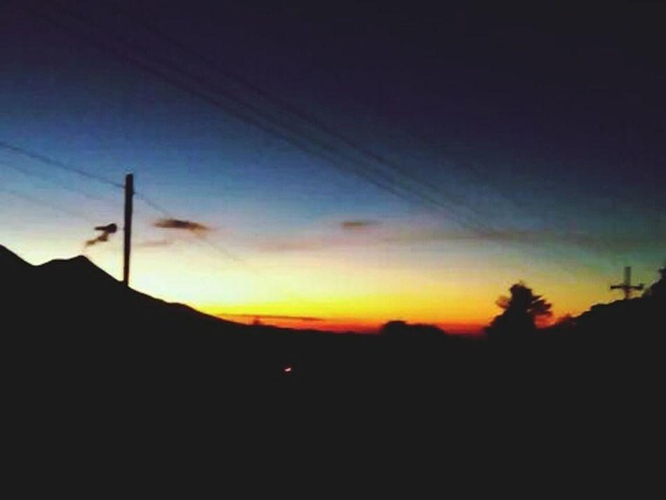Que bello amanecer....:D