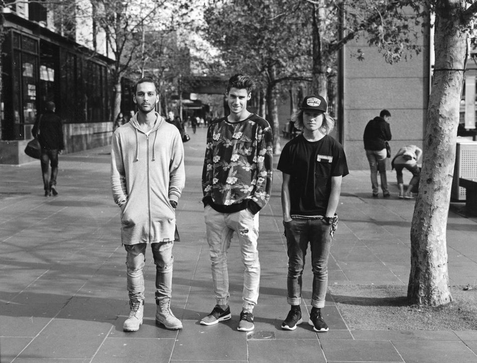 Streetphotography Portrait Melbourne South Yarra Teenager Film Photography