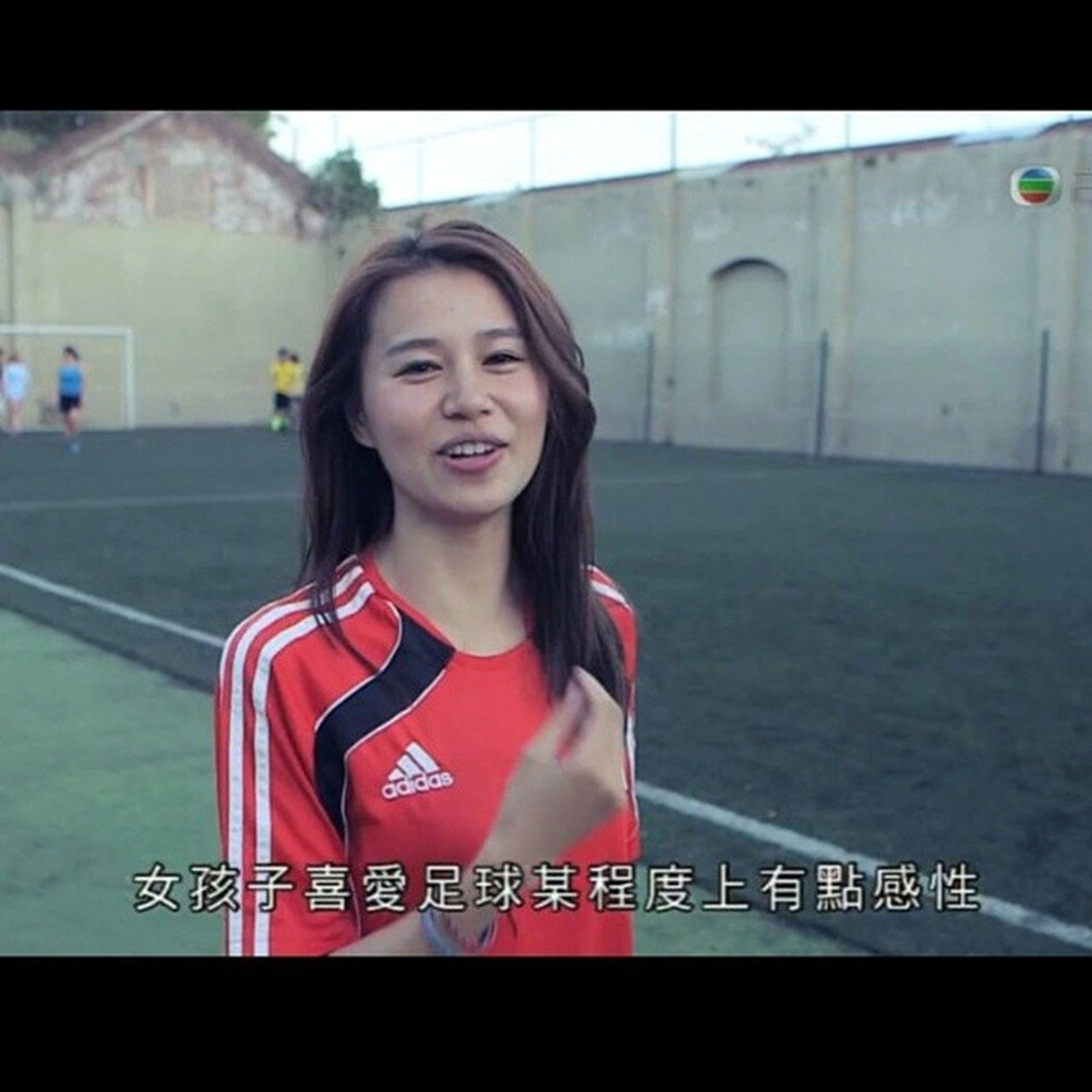 Will my beloved also a football lover? Hkig 2014 Football 走過足球聖地 黃翠如 @wongtsuiyu