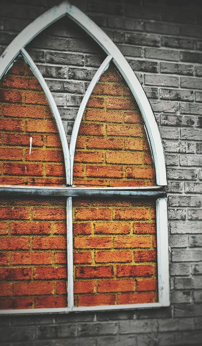 Orange Black And White And Color Stained Glass Window Beautiful Learn & Shoot: Simplicity