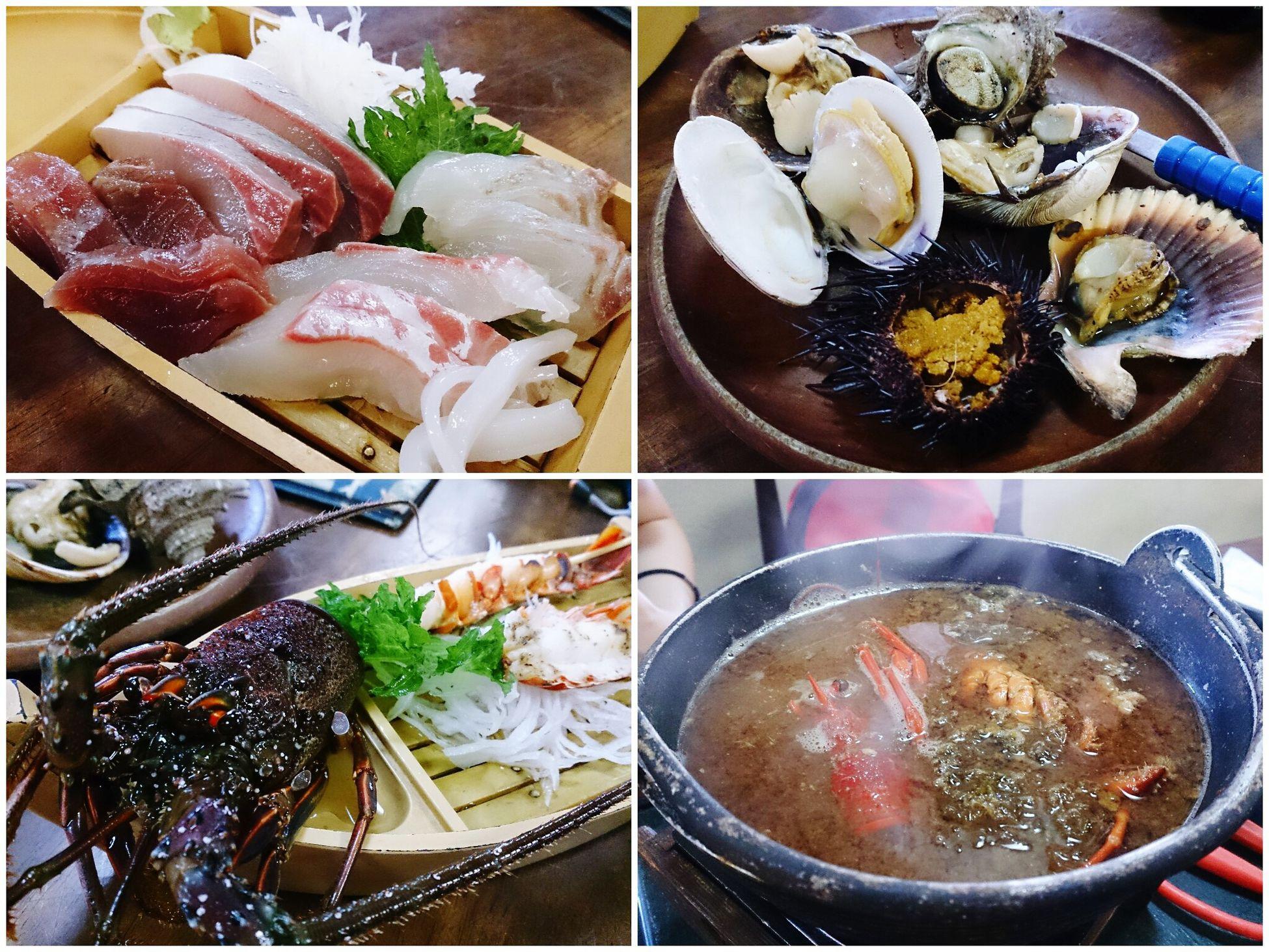 尿酸値の限界に挑戦 おんたけDNS Super Fresh Lobster Fish Eating Dinner Food Seafood プリン体