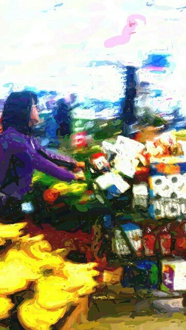 Food Shopping Enjoying Life ILovePeople