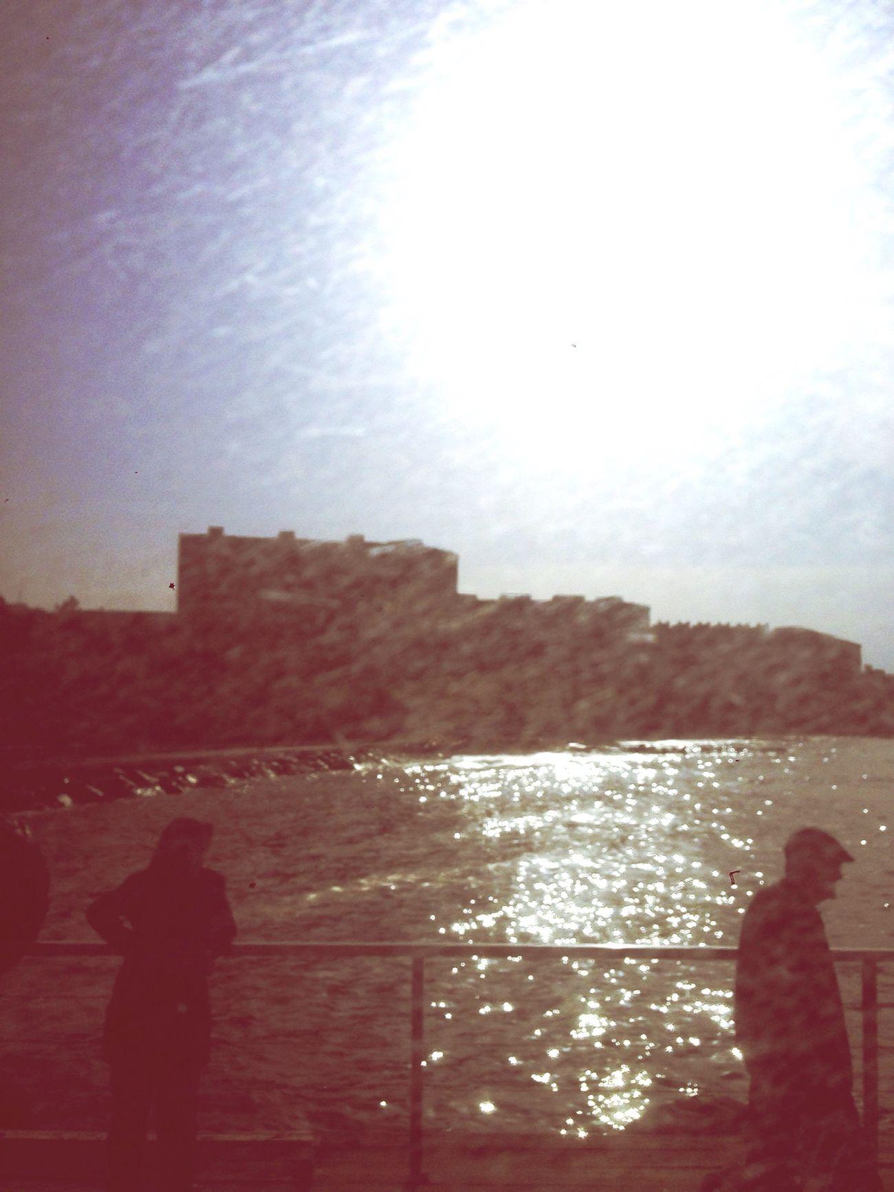 Her gidenin arkasından el salladı bu iskele.. Sunshine