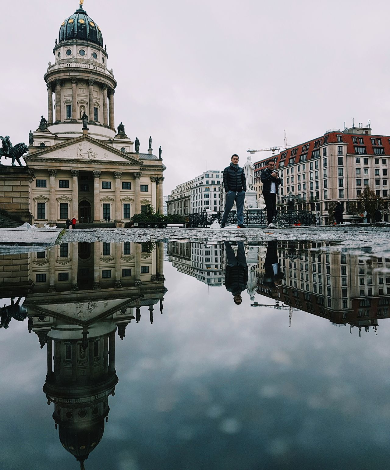 Snap A Stranger Urbanphotography Reflection Eye4photography  EyeEm Best Shots EyeEm Deutschland Berlin