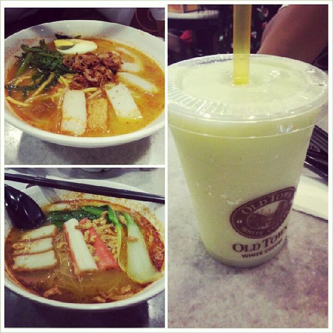 Our lunch before Movie with @jyangsaw YumYum Lunch Sunday JP