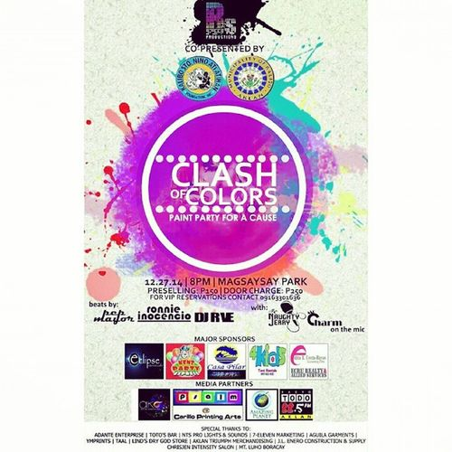 Am so egzoited for this event tom 🎶 ClashOfColors
