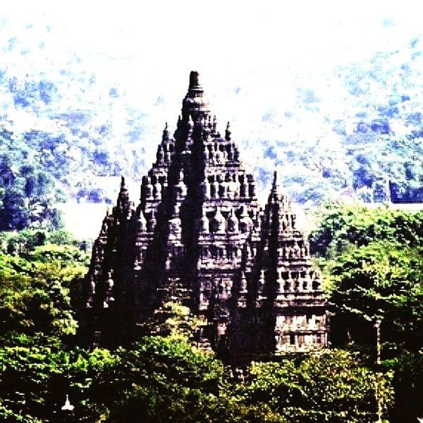 The Prambanan Temple Central Java INDONESIA Hello World Visit Indonesia