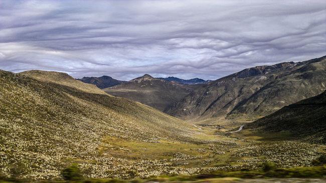 una camino lleno de paisajes para recordar Mérida Venezuela Páramo Altura Montanas Mountains Nokian8 Nokia N8-00 The Journey Is The Destination