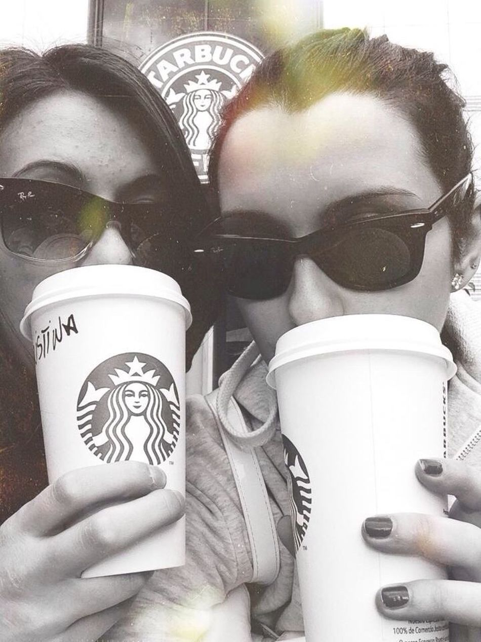 With Gals Be Like  Starbucks