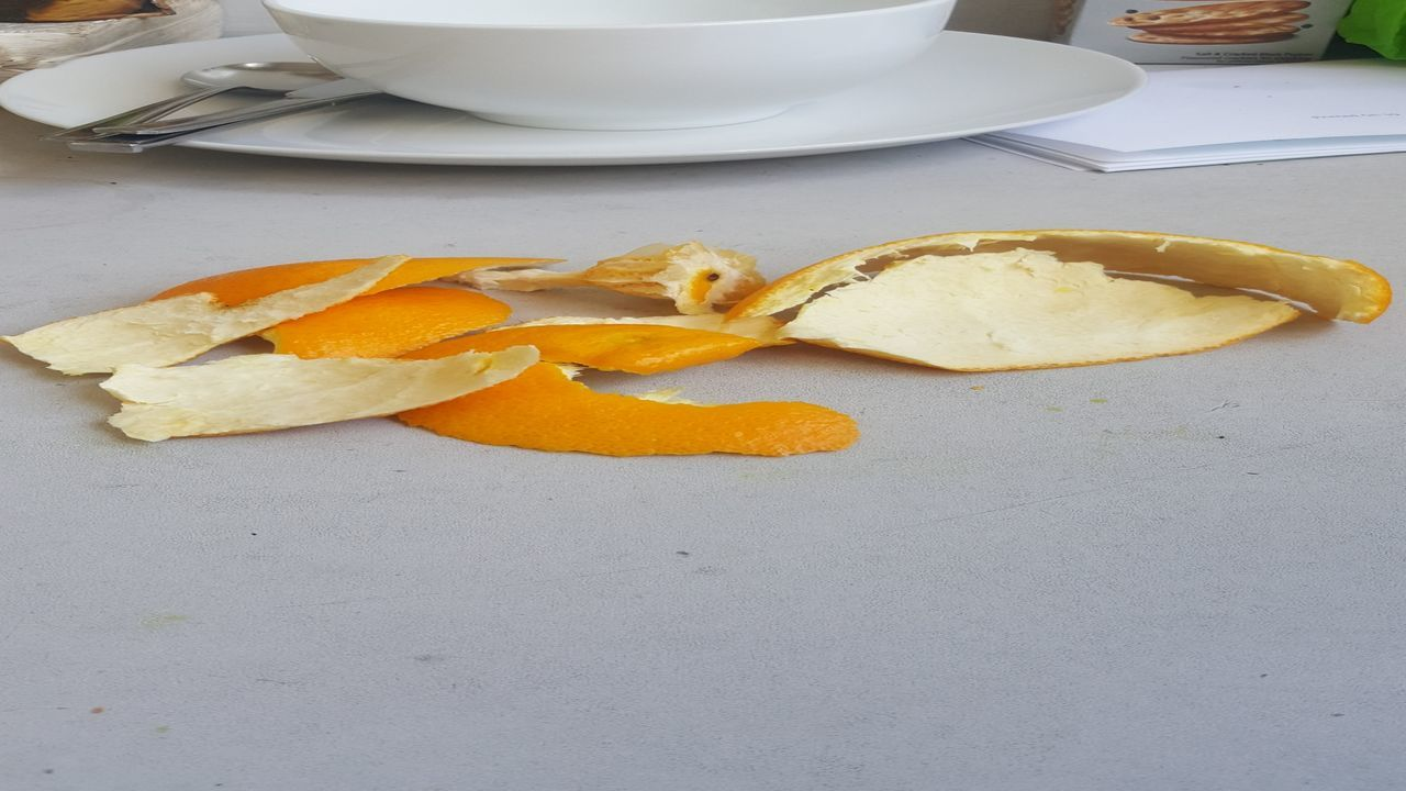 EyeEm Selects Pith Orange Peel Fruit