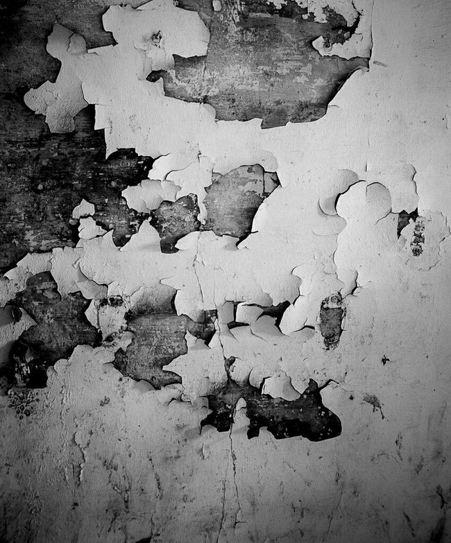 Showing Imperfection Textures And Surfaces Open Edit Light And Shadow Monochrome_life Monochrome Blackandwhite Wall Paint Abandoned