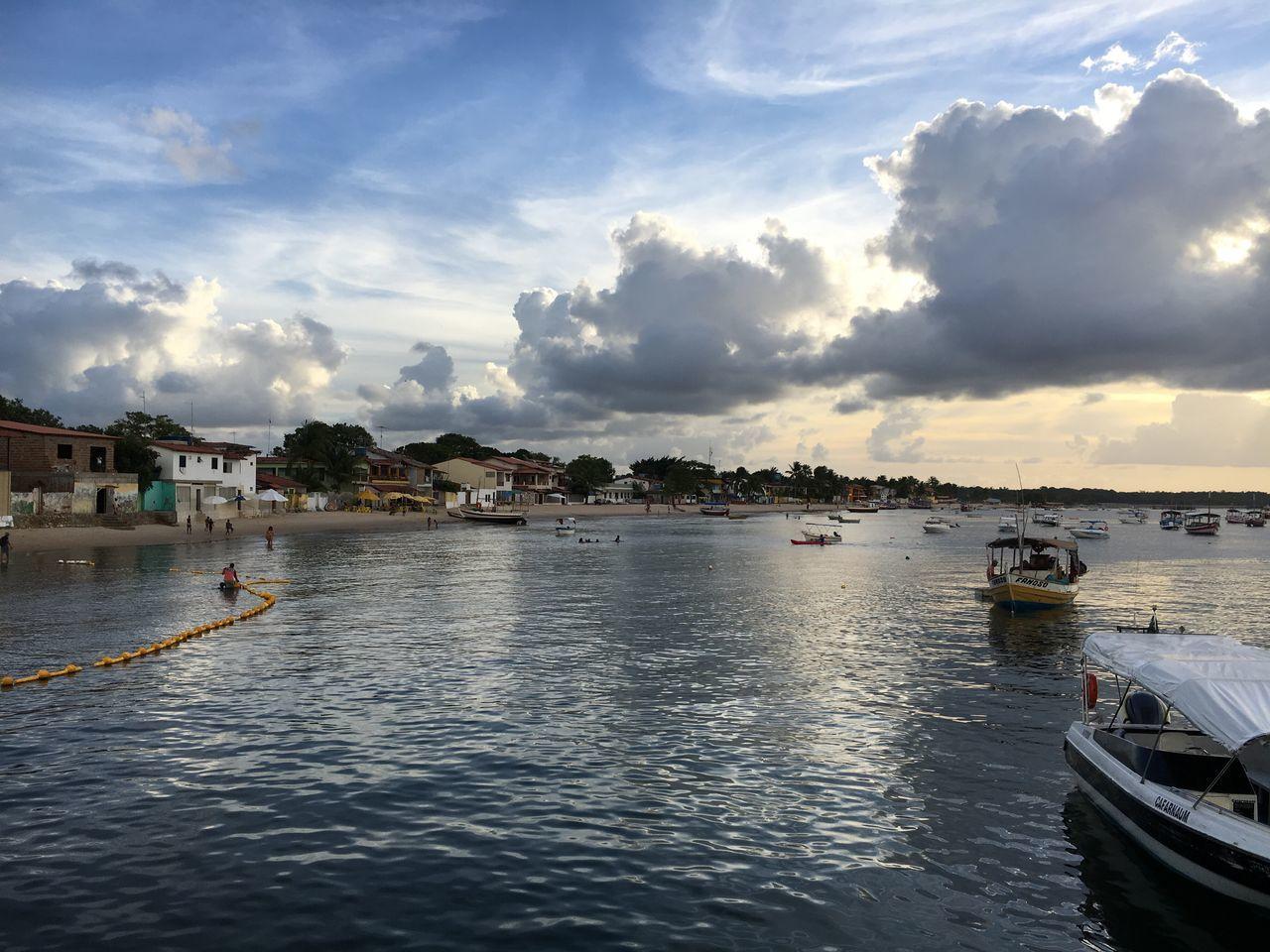 Boat Sea Brazil