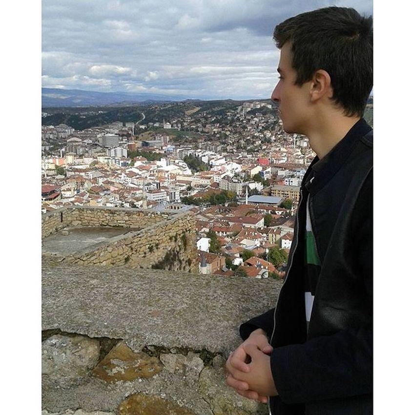 Bir başkadır benim memleketim. Kastamonu Castle