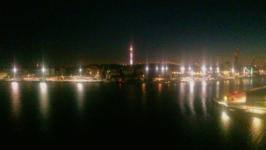 Cities At Night Stockholm Finland Ferry First Eyeem Photo