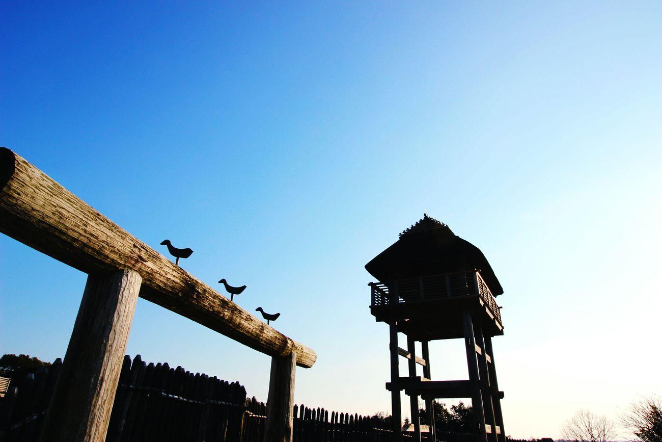 九州旅行 12302015 吉野ヶ里遺跡 佐賀