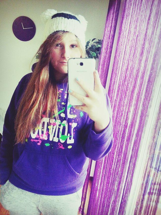 Ready To Go Samsung Purple :)