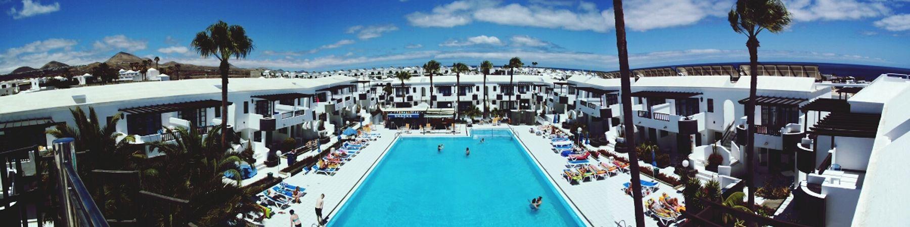 Leone Filter  Swiming Pool Holiday Panoramic