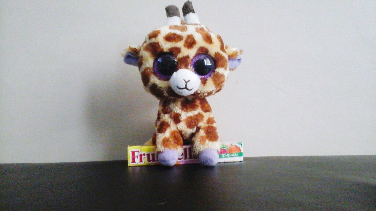 Giraffe♥ Toy Fruittella