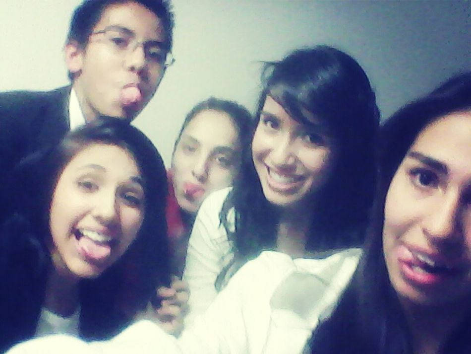 With these kiddos missed Hunter , Husai , & Cesar :)