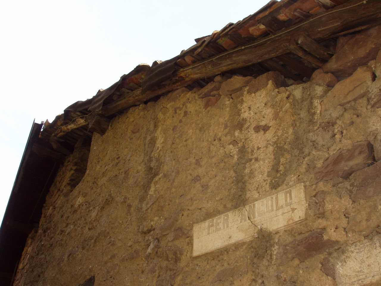Ancient Civilization Capo Di Lago, Darfo, Italy Old Ruined Old Buildings Old Signs Old Sign Antique Signs
