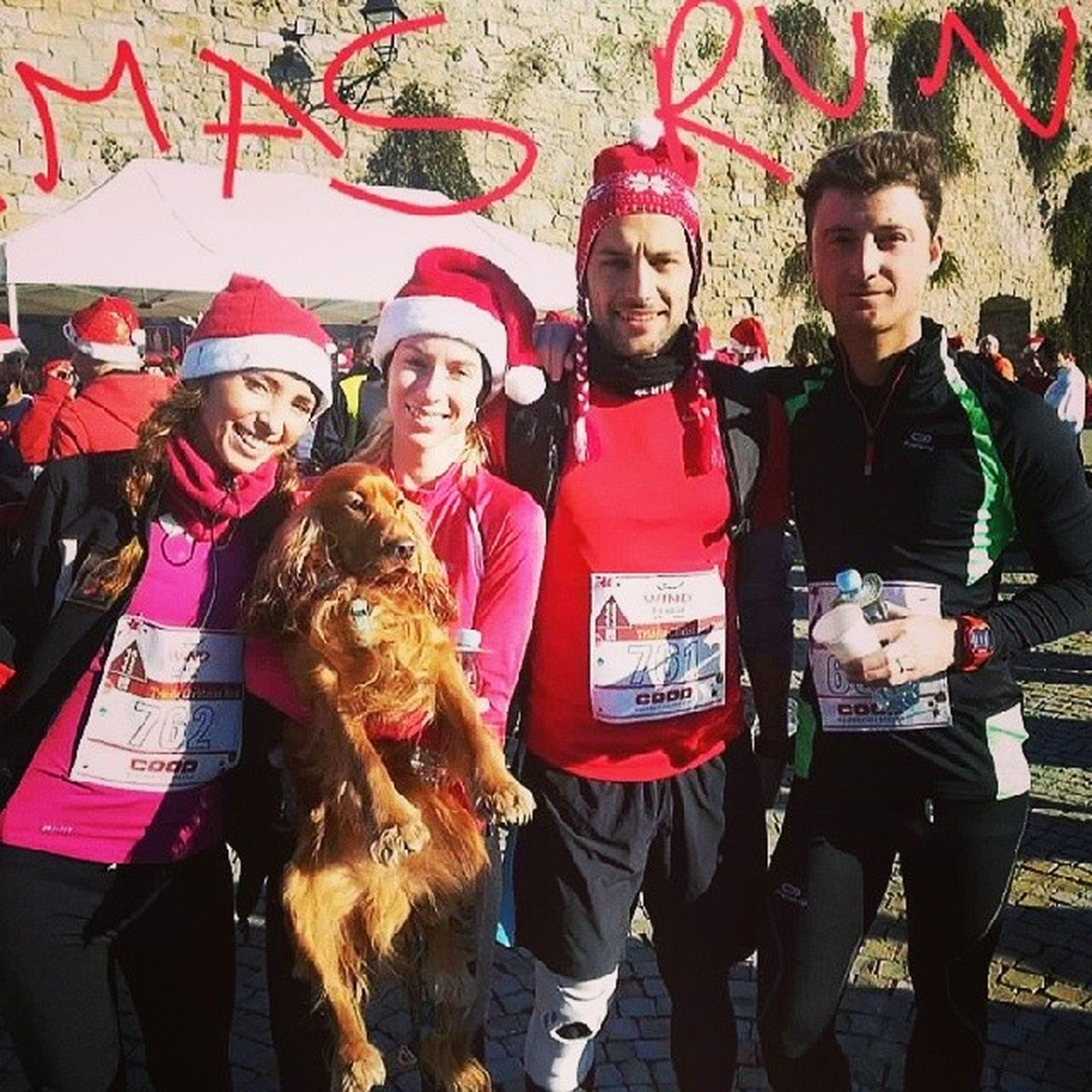 Run Christmasrun Running Trieste friendsfuncastellodisangiustopiazzaunitàd'italia