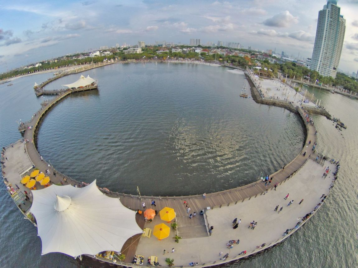Fly3dr Solo Drone Fly3dr Solodrone AncolBeach Pleasure Fly Natural Gopro4black Gopro Jakarta Indonesia