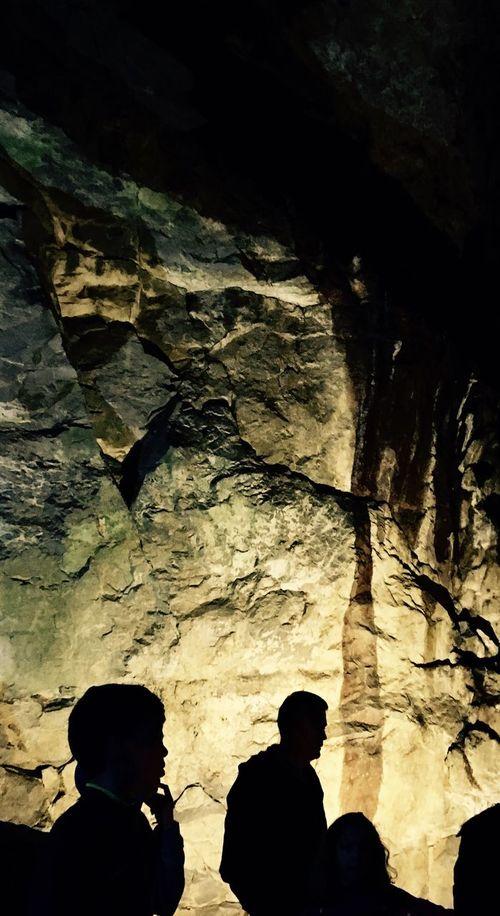 Myyearmyview Cave Photography Caves Nature Rock Formation Silhouette Leisure Activity Cave Illuminated Kilkenny Kilkenny Ireland Ireland