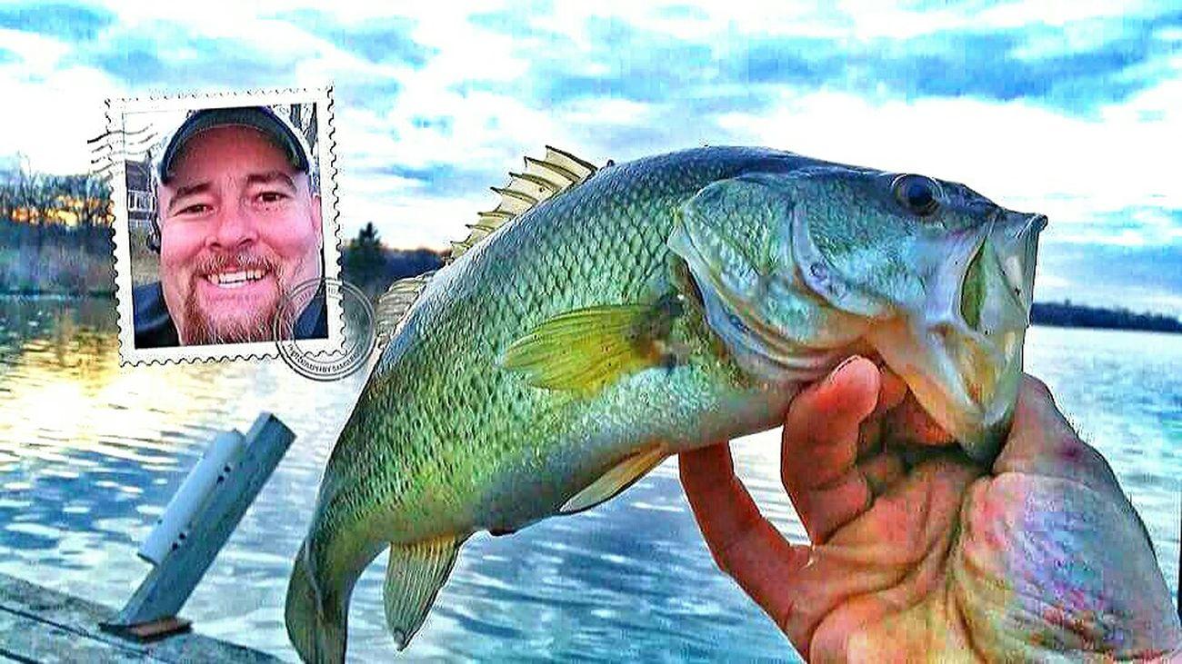 Nice Minnesota Largemouth , right out my backdoor! Minnesota Lake Minnesota Nature_collection Fishing Bass Fishing Gone Fishing Largemouth Bass Largemouth