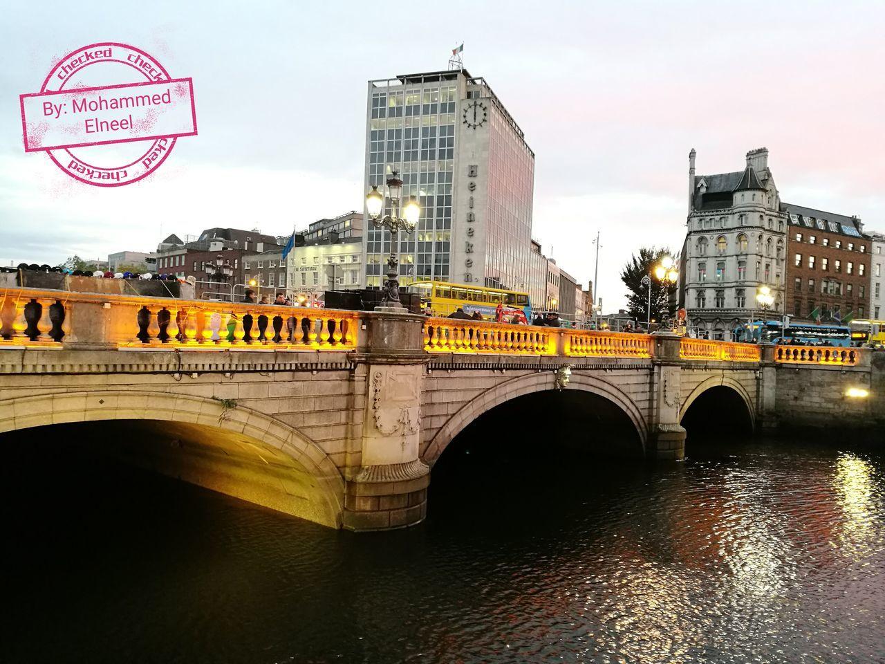 Dublin, Ireland Architecture Bridge Europe