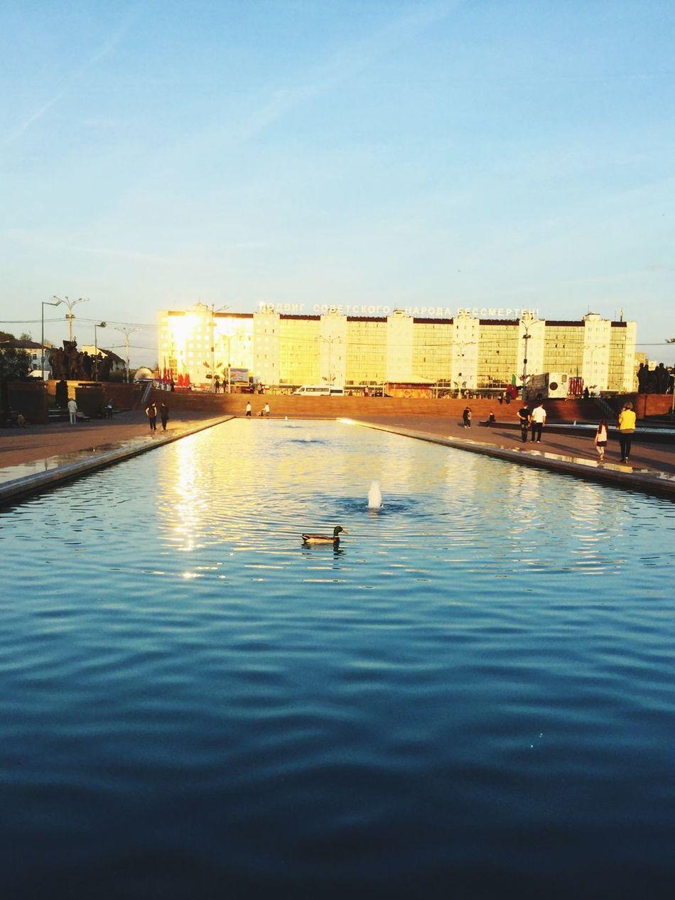 Витебск Весна💐🌷🌿 весна ♥ весна Relaxing Enjoying Life Hello World путешествия Закат ✨🌇