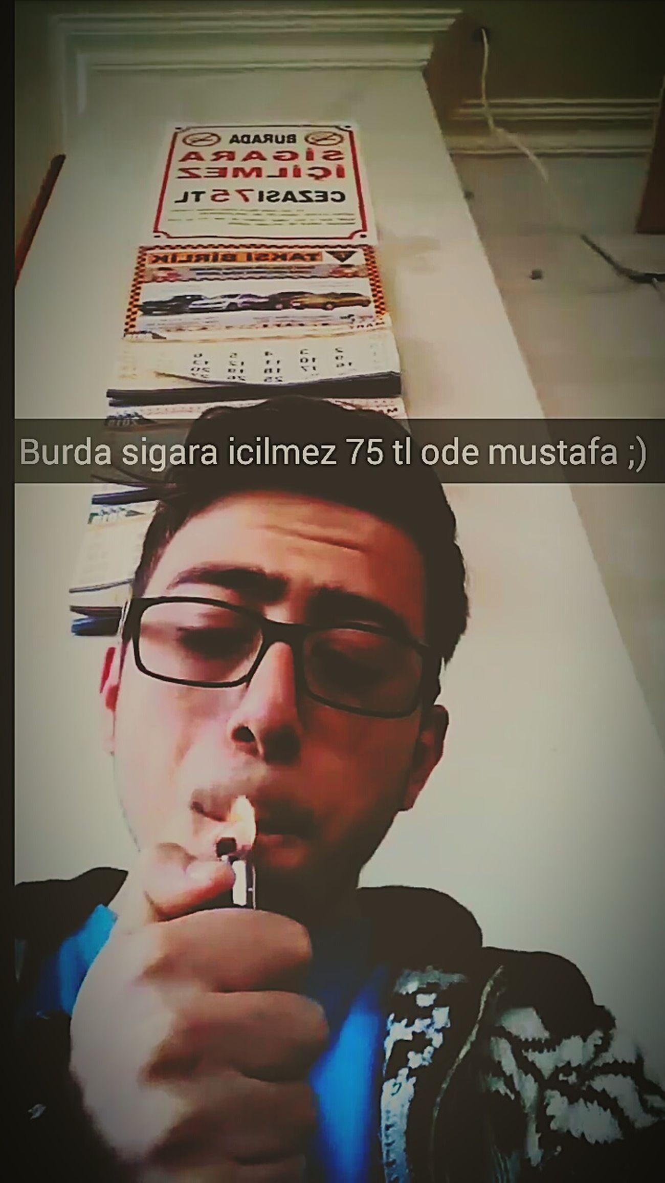 Sigara içilmez çay Çayocagı Aşk Sigara