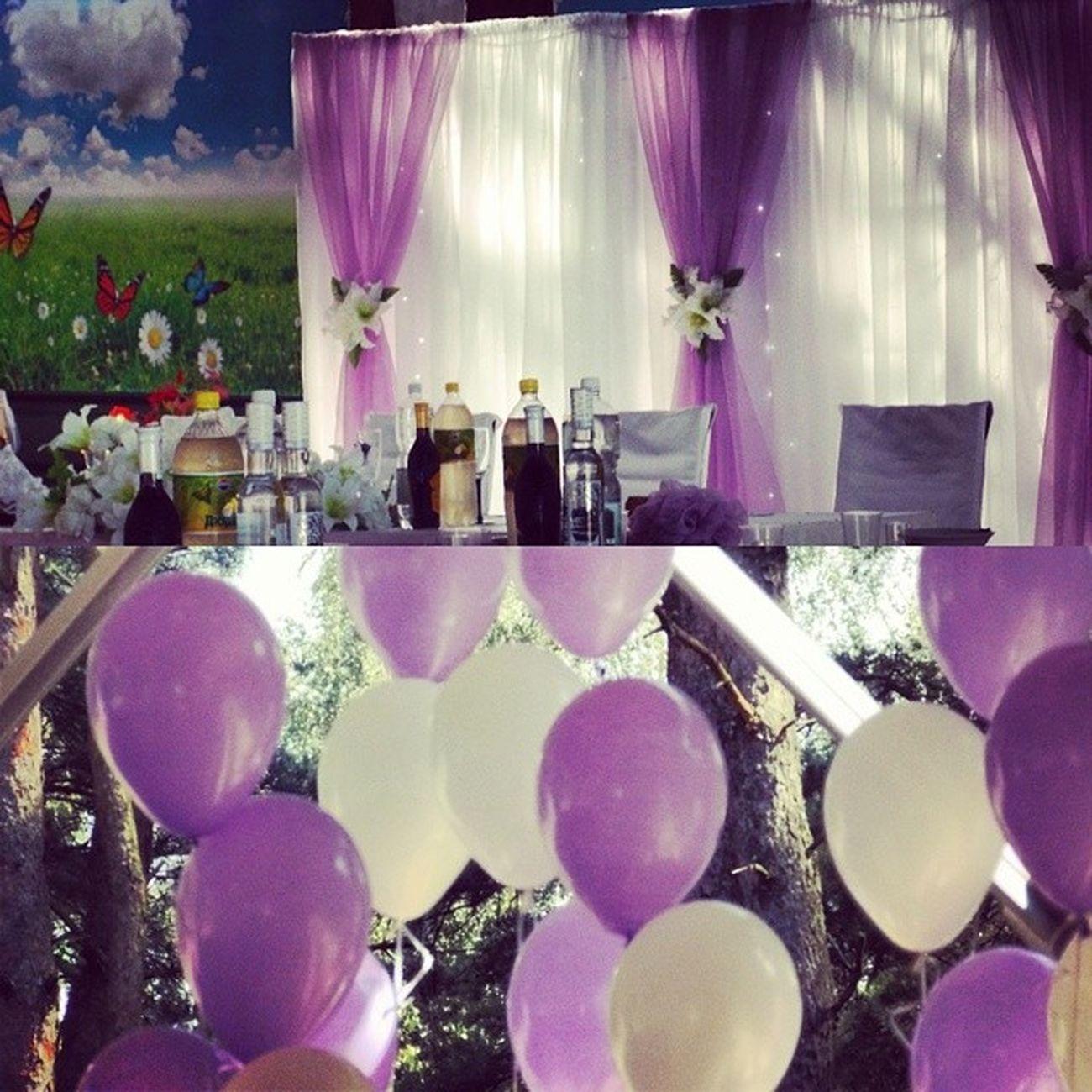 Нежное место молодых. 26.07.2014 свадьба Шихов