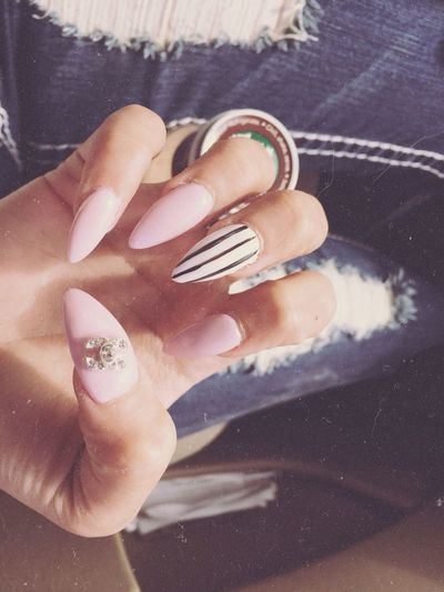 Nails Chanel Nail Art Fashion