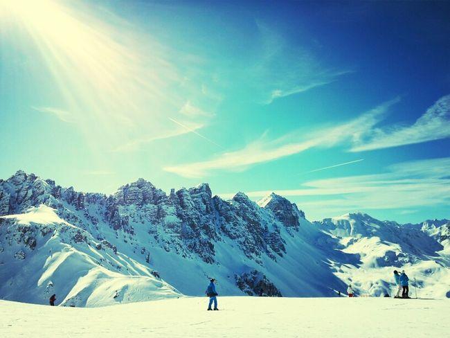 Snow Axam