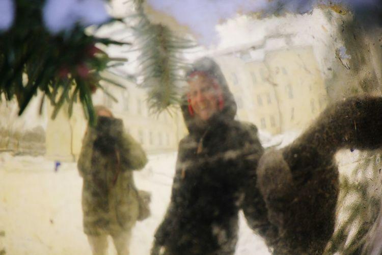 Köpenick Wintertime Freundschaft Schlossköpenick