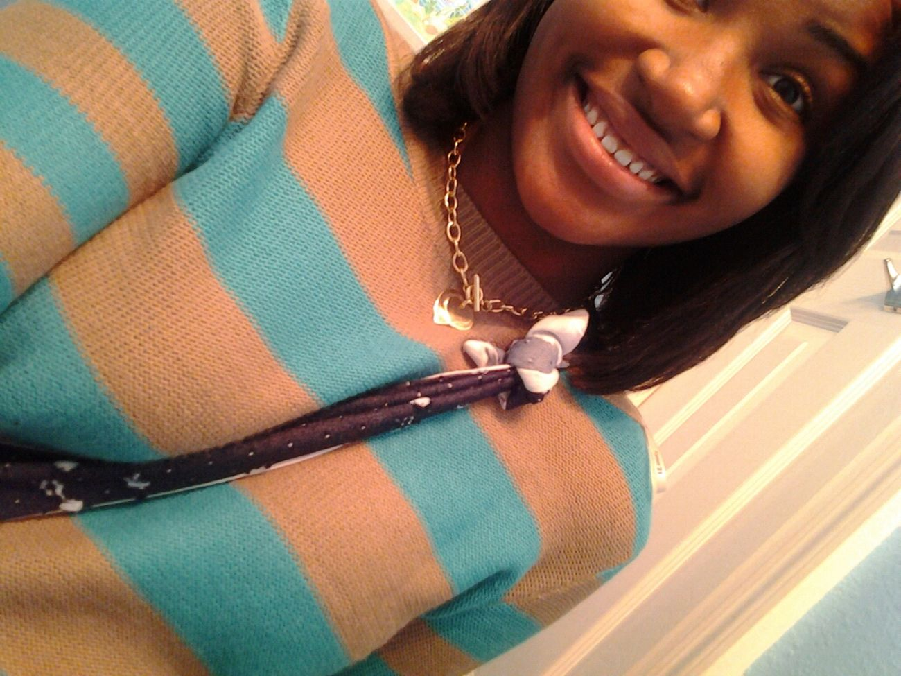 I Hate My Smile But, I Still Do It.