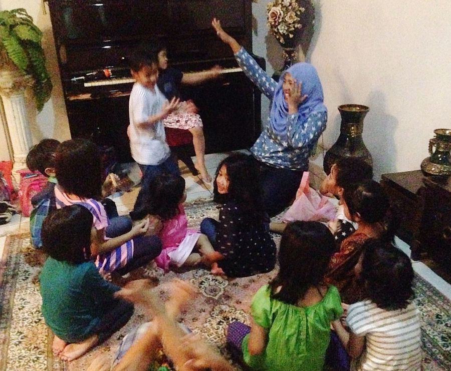 Driaz And Friends By ITag K2B Class By ITag Bukber K2B's Class By ITag Impressive Mind By ITag Kids By ITag